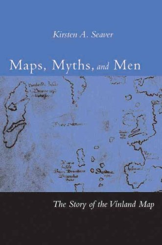 Maps, Myths, and Men The Story of the Vinland Map  2004 edition cover