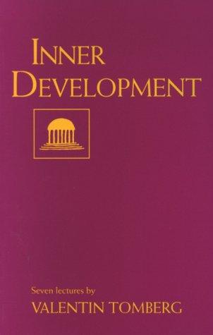 Inner Development   1992 9780880103633 Front Cover