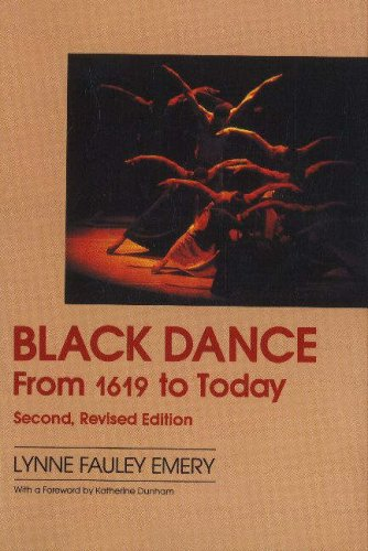 Black Dance From 1619 to Today 2nd (Revised) edition cover
