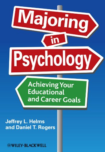 Majoring in Psychology Achieving Your Educational and Career Goals  2010 edition cover