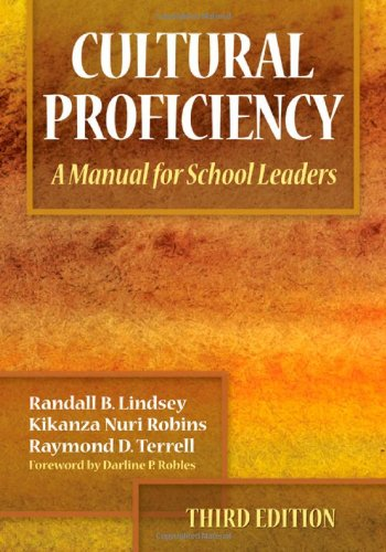 Cultural Proficiency A Manual for School Leaders 3rd 2009 edition cover