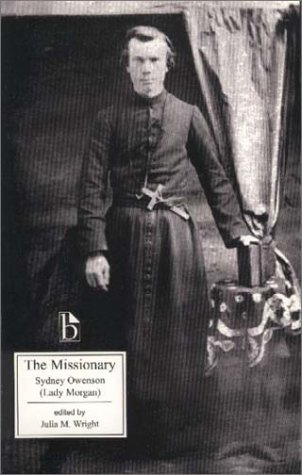Missionary An Indian Tale  2002 edition cover