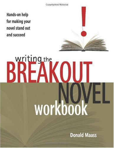 Writing the Breakout Novel Workbook   2004 9781582972633 Front Cover