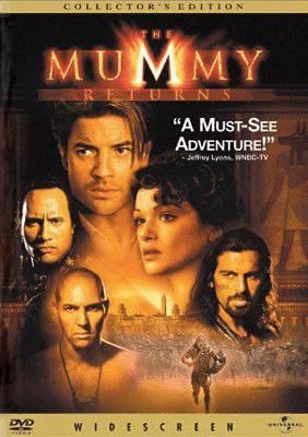 The Mummy Returns (Full Screen Collector's Edition) System.Collections.Generic.List`1[System.String] artwork
