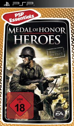 Medal of Honor: Heroes [Essentials] Sony PSP artwork