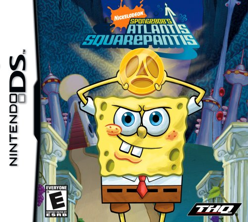Spongebob Squarepants: Atlantis Squarepantis - Nintendo DS Nintendo DS artwork