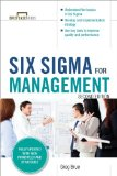 Six Sigma for Managers, Second Editon (Briefcase Books Series)  2nd 2015 edition cover