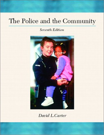Police and the Community  7th 2002 edition cover