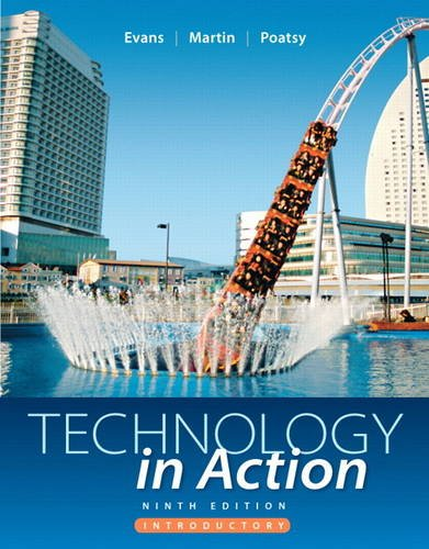 Technology in Action Introductory  9th 2013 (Revised) edition cover