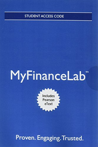MYFINANCELAB-ACCESS CARD N/A 9780132870634 Front Cover