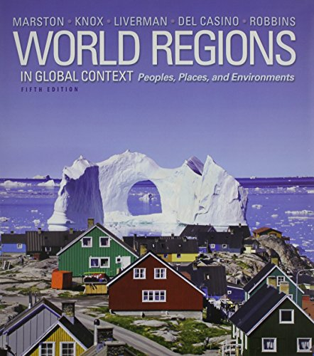 World Regions in Global Context  5th 2014 9780133857634 Front Cover