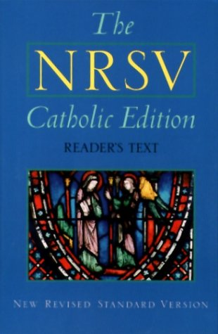 NRSV Bible  N/A edition cover