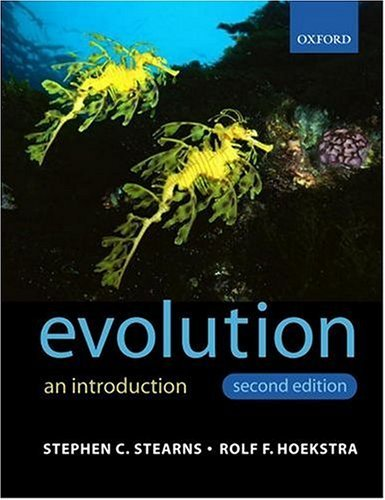 Evolution  2nd 2005 (Revised) edition cover