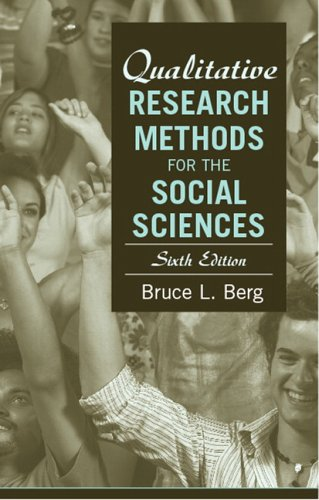 Qualitative Research Methods for the Social Sciences  6th 2007 (Revised) edition cover