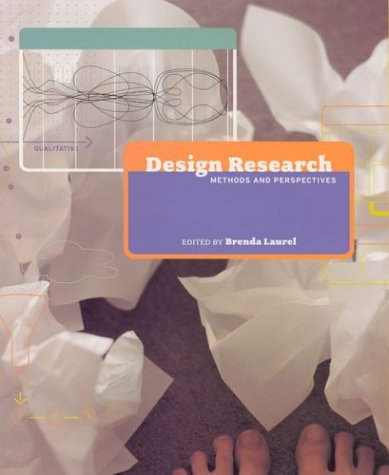 Design Research Methods and Perspectives  2003 edition cover