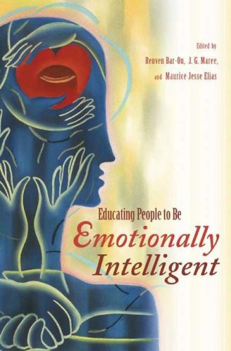 Educating People to Be Emotionally Intelligent   2007 9780275993634 Front Cover