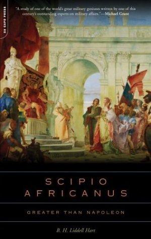 Scipio Africanus Greater Than Napoleon Reissue edition cover