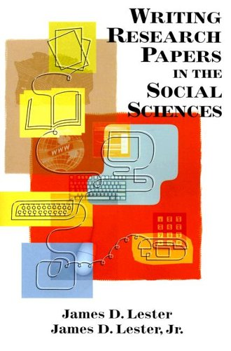 Writing Research Papers in the Social Sciences   2006 9780321267634 Front Cover