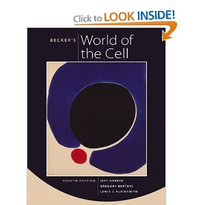 Becker's World of the Cell, Books a la Carte Edition  8th 2012 edition cover