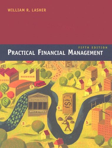 Practical Financial Management  5th 2008 edition cover