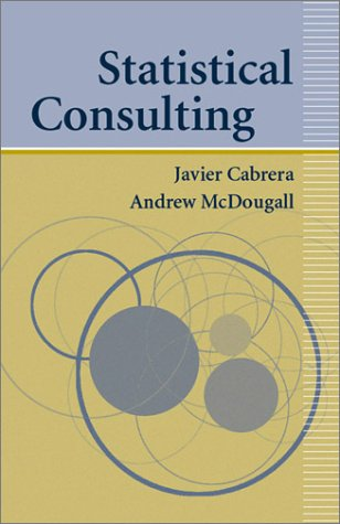 Statistical Consulting   2002 edition cover