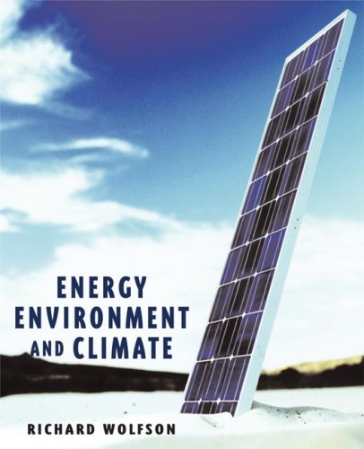 Energy, Environment, and Climate   2008 edition cover