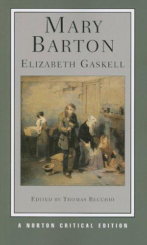 Mary Barton   2008 edition cover
