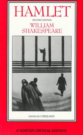 Hamlet  2nd 1992 edition cover
