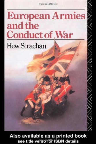European Armies and the Conduct of War   1983 edition cover