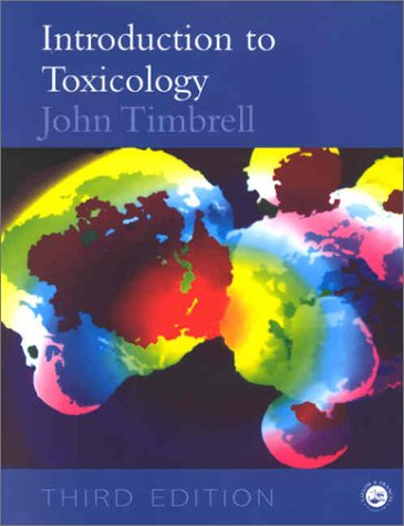 Introduction to Toxicology  3rd 2001 (Revised) edition cover