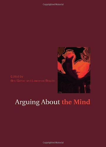 Arguing about the Mind   2007 edition cover