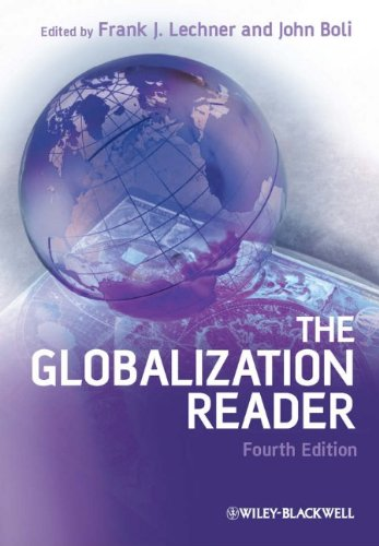 Globalization Reader  4th 2011 edition cover