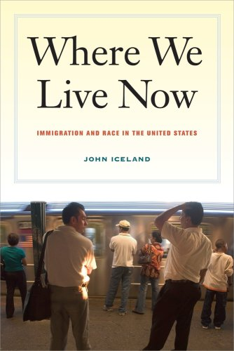 Where We Live Now Immigration and Race in the United States  2009 edition cover