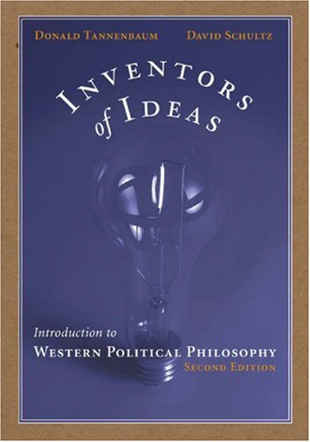 Inventors of Ideas Introduction to Western Political Philosophy 2nd 2004 (Revised) edition cover