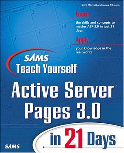 Active Server Pages 3.0   2000 edition cover