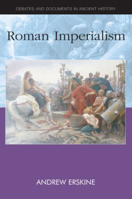Roman Imperialism   2009 9780748619634 Front Cover