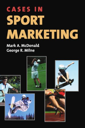 Cases in Sport Marketing   1999 edition cover