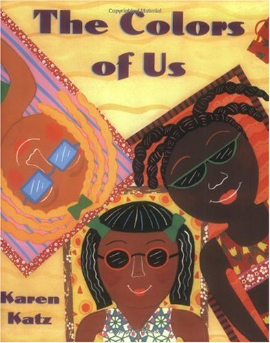 Colors of Us  Revised edition cover