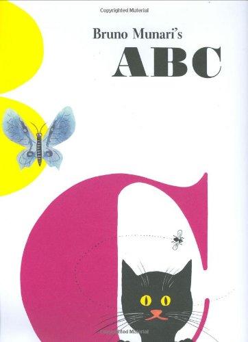 Bruno Munari's ABC  6th 2006 9780811854634 Front Cover