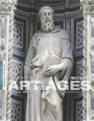 Gardner's Art Through the Ages  14th 2013 edition cover