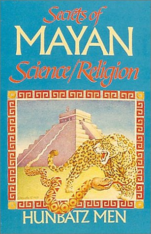 Secrets of Mayan Science/Religion  N/A edition cover