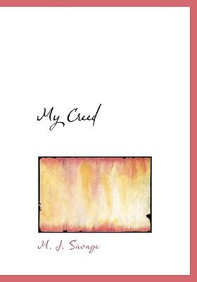 My Creed N/A 9781115346634 Front Cover
