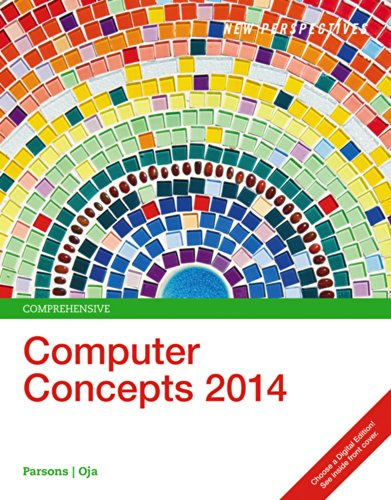 New Perspectives on Computer Concepts 2015: Comprehensive  2014 edition cover