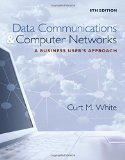 Data Communications and Computer Networks: A Business User's Approach  2015 edition cover