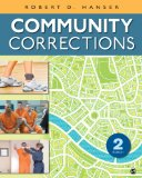 Community Corrections  2nd 2014 edition cover