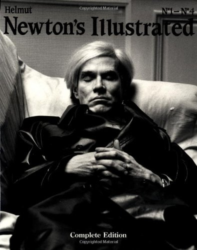 Helmut Newton's Illustrated   2000 9781560252634 Front Cover