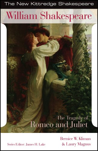 Tragedy of Romeo and Juliet   2008 edition cover