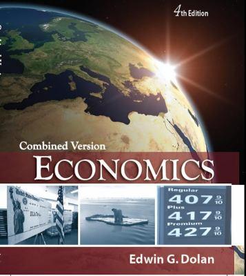 Economics  4th 2010 edition cover