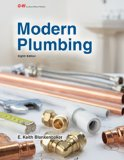 Modern Plumbing  8th 2015 edition cover