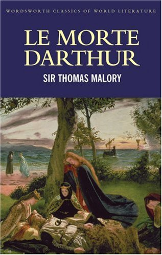 Morte Darthur   1996 edition cover
